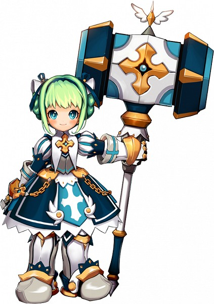 Lime Serenity - Grand Chase