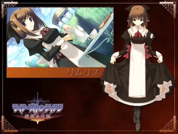 Tags: Anime, Tears to Tiara, Limwris, Garden, Character Sheet