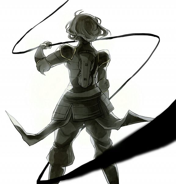 Lin Bei Fong - Avatar: The Legend of Korra