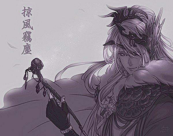 Tags: Anime, Pixiv Id 5366500, Thunderbolt Fantasy, Lin Xue Ya