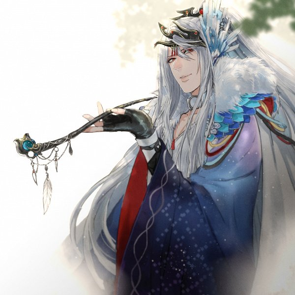 Tags: Anime, Drenbof, Thunderbolt Fantasy, Lin Xue Ya