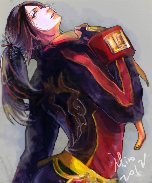 Ling Tong - Dynasty Warriors