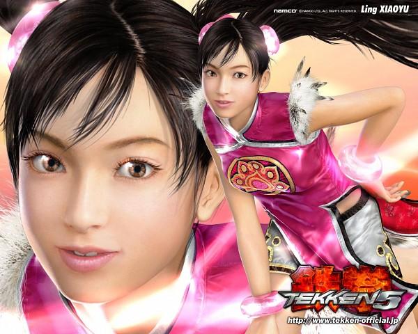 Tags: Anime, Tekken, Ling Xiaoyu
