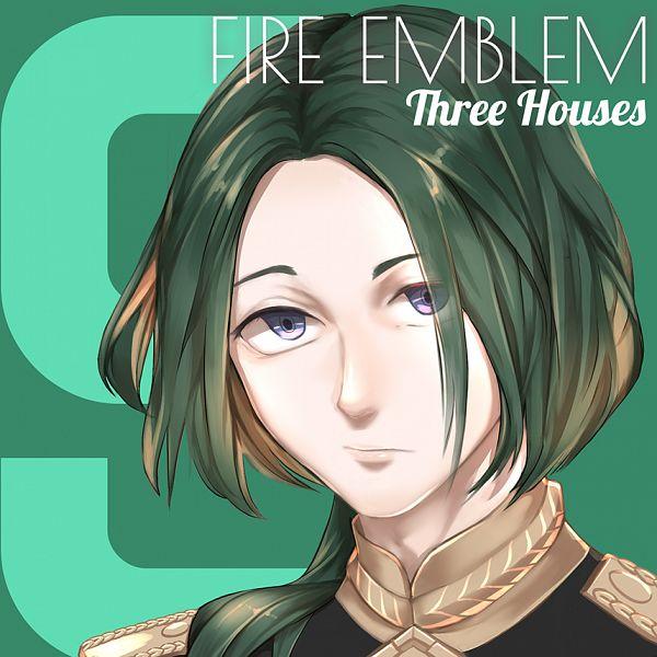 Tags: Anime, Pixiv Id 979527, Fire Emblem: Fuuka Setsugetsu, Linhardt von Hevring