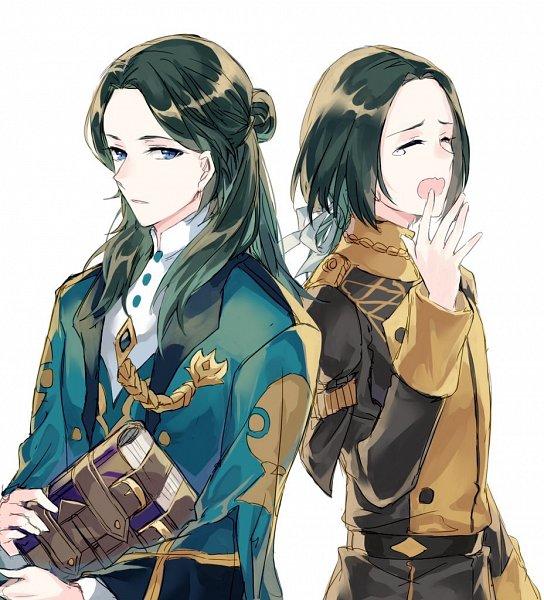 Tags: Anime, Jnsghsi, Fire Emblem: Fuuka Setsugetsu, Linhardt von Hevring, Twitter