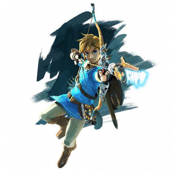 Link (Breath of the Wild) - Zelda no Densetsu: Breath of the Wild