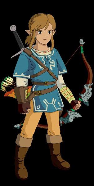 Link (Breath of the Wild) - Zelda no Densetsu: Breath of the