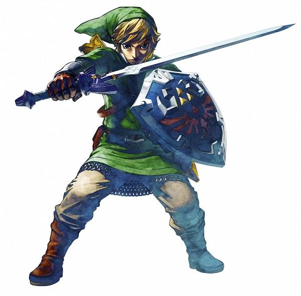 Link (Skyward Sword) - Zelda no Densetsu: Skyward Sword