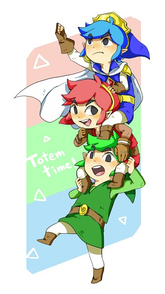 Tags: Anime, Pixiv Id 4381177, Zelda no Densetsu: Triforce Sanjuushi, Zelda no Densetsu, Link (Triforce Sanjuushi), Link, Tunic, Fanart, Pixiv, Fanart From Pixiv, PNG Conversion, Link (tri Force Heroes)