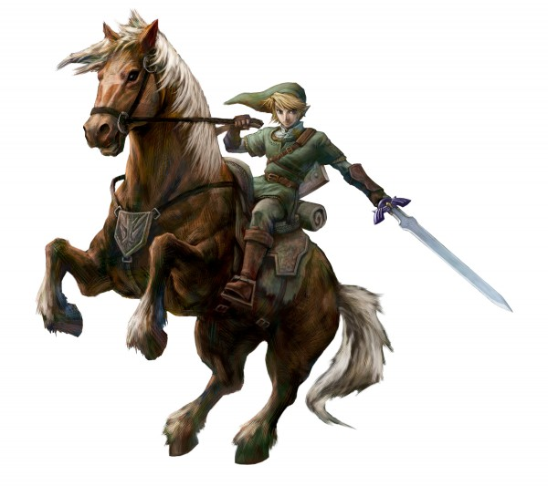 Link (Twilight Princess) - Zelda no Densetsu: Twilight Princess