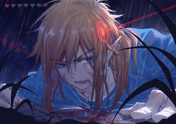 Tags: Anime, Pixiv Id 10489689, Zelda no Densetsu: Breath of the Wild, Zelda no Densetsu, Link, Link (Breath of the Wild), Target, Fanart, Fanart From Pixiv, Pixiv
