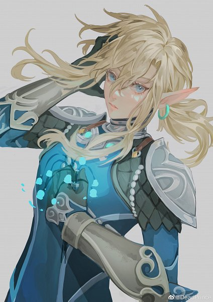 Tags: Anime, Deadprince, Zelda no Densetsu: Breath of the Wild, Zelda no Densetsu, Link, Link (Breath of the Wild)