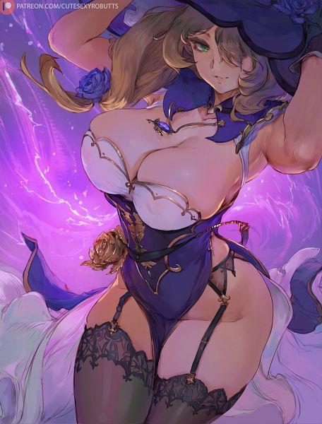 Tags: Anime, Robutts, Genshin Impact, Lisa (Genshin Impact), Fanart From DeviantART, deviantART, Fanart