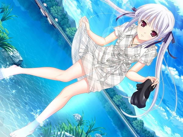 Tags: Anime, Komori Kei, Ricotta, Walkure Romanze, Lisa Eostre, Footwear Off, CG Art