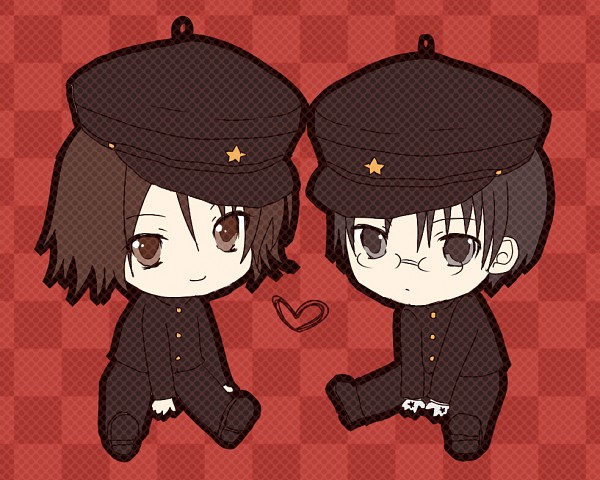 Tags: Anime, Pixiv Id 1662963, Litchi Hikari Club, Ameya Norimizu, Tsunekawa Hiroyuki, Pixiv, Fanart, Lychee Light Club