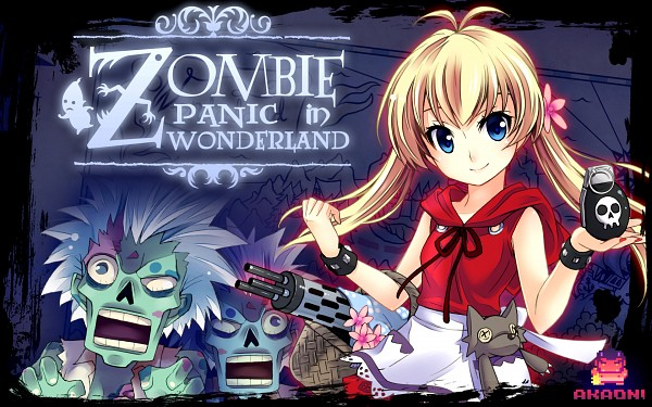 Little Red Riding Hood (Zombie Panic In Wonderland) - Zombie Panic In Wonderland