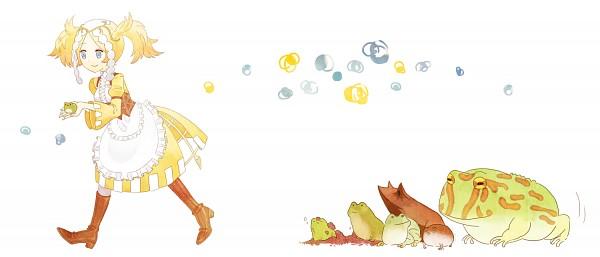 Tags: Anime, Pixiv Id 827431, Fire Emblem: Kakusei, Liz (Fire Emblem), Facebook Cover, Lissa (fire Emblem)