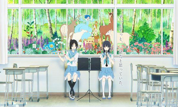 Liz to Aoi Tori (Liz And The Blue Bird)