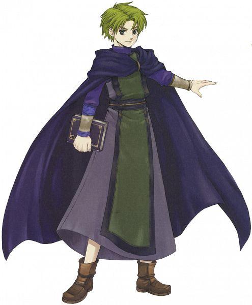 Lleu (Fire Emblem) (Raigh (fire Emblem)) - Fire Emblem: Fuuin no Tsurugi