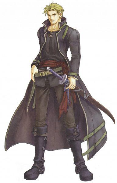 Lloyd Reed - Fire Emblem: Rekka no Ken