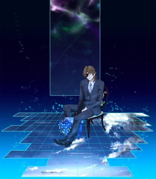 Tags: Anime, Mobile Suit Gundam 00, Lockon Stratos, Neil Dylandy, Gundam Meisters