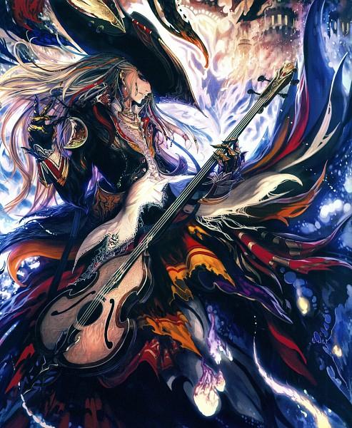 Loki (Shingeki no Bahamut) - Shingeki no Bahamut