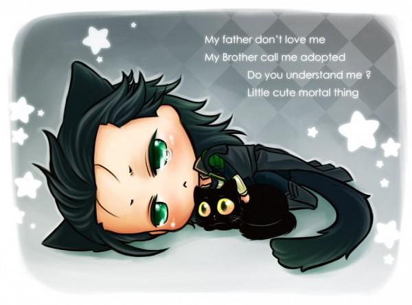Tags: Anime, Princeofredroses, The Avengers, Loki Laufeyson, Marvel