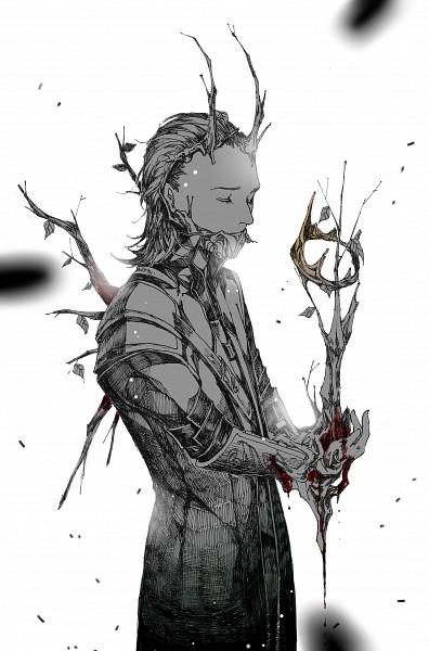 Tags: Anime, Mubai07, The Avengers, Thor (Film), Loki Laufeyson, Slicked Back Hair, Fanart From DeviantART, Marvel, deviantART, Fanart, Mobile Wallpaper
