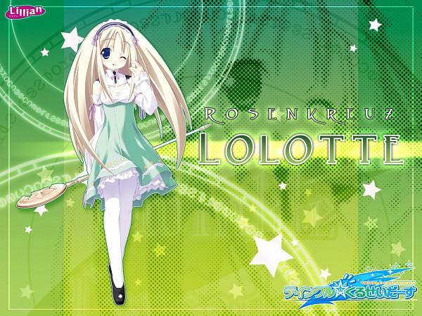 Lolotte Rosenkreuz - Twinkle☆Crusaders