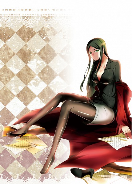 Tags: Anime, Jeran (Ggokd), TYPE-MOON, Lord El-Melloi II, Waver Velvet