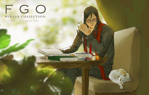 Tags: Anime, Pixiv Id 4371852, Fate/Grand Order, Lord El-Melloi II, Waver Velvet, Fanart