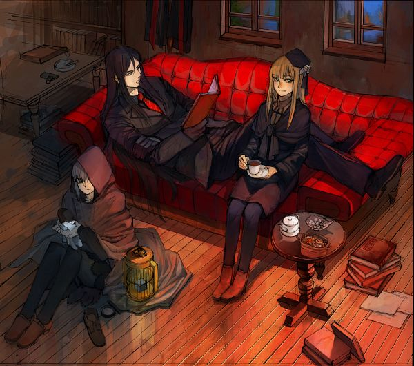 Tags: Anime, Pixiv Id 7222501, Lord El-Melloi II Case Files, Reines El-Melloi Archisorte, Add (Lord El-Melloi II Case Files), Lord El-Melloi II, Gray (Lord El-Melloi II Case Files), Waver Velvet, Pixiv, Fanart, Fanart From Pixiv