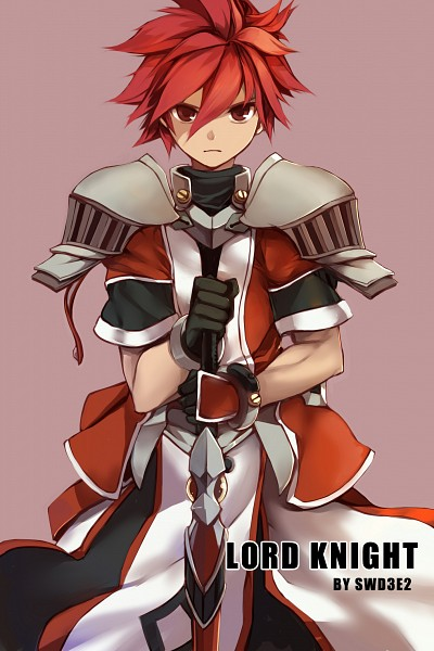 Lord Knight (Elsword) - Elsword (Character)