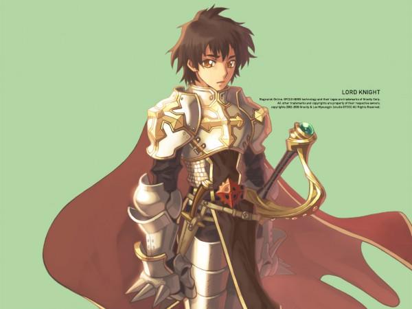 Tags: Anime, RAGNARÖK ONLINE, Lord Knight (Rangnarok Online), Wallpaper