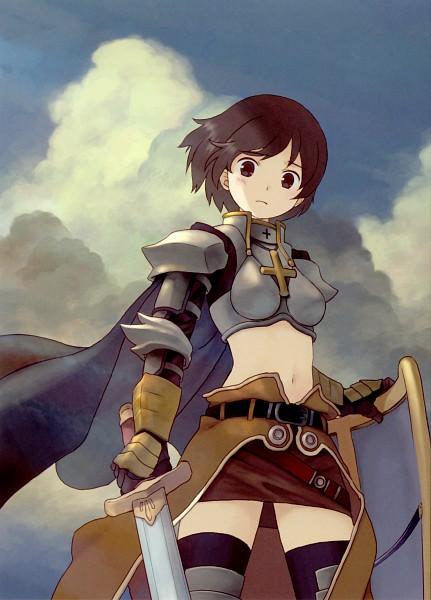 Tags: Anime, Furu, RAGNARÖK ONLINE, Paladin, Lord Knight (Rangnarok Online), Fanart, Pixiv, Transcendent Second Class
