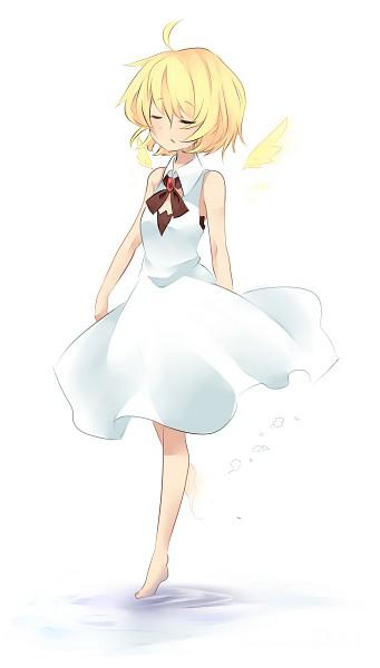 Tags: Anime, Mikan (ama No Hakoniwa), Lost-ko, Pixiv, Lost (Sound Horizon), Sound Horizon