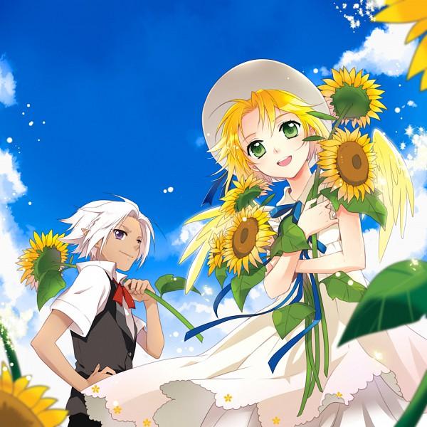 Tags: Anime, MonicA (Artist), Lost-ko, Eien no Shounen, Pixiv, Lost (Sound Horizon), Sound Horizon