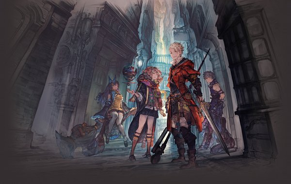 Lost Order - Cygames