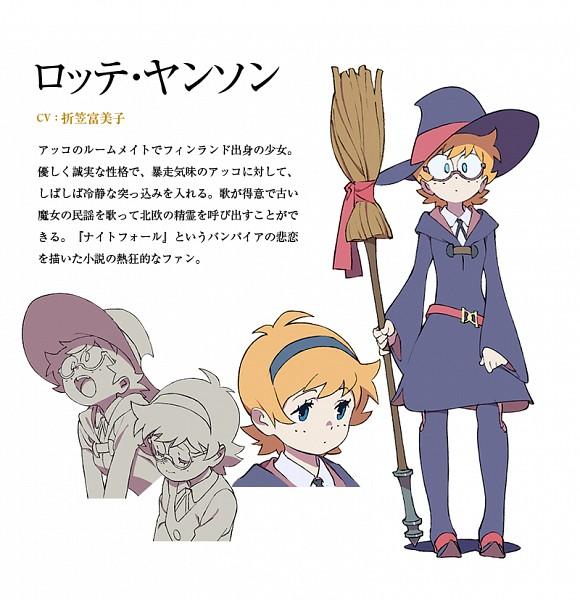 Lotte Yanson - Little Witch Academia