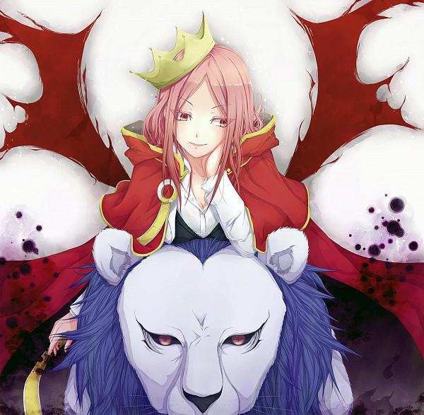 Tags: Anime, Tamachan, Tanmaro, SQUARE ENIX, Pandora Hearts, Lotti Baskerville, Leon (Chain), Fanart, Pixiv, Baskerville
