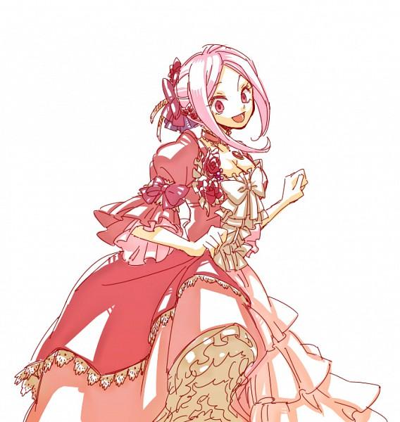 Tags: Anime, Pandora Hearts, Lotti Baskerville