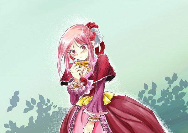 Tags: Anime, Pandora Hearts, Lotti Baskerville, Artist Request, Fanart