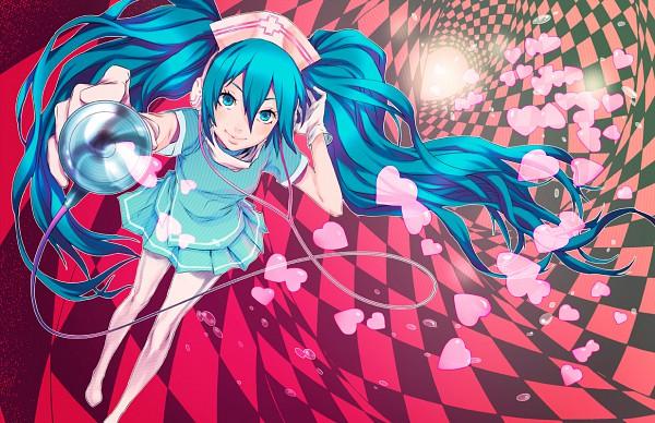 Love-Colored Ward - VOCALOID