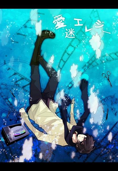 Tags: Anime, Pixiv Id 779914, Soraru, Love-lost Elegy, Mobile Wallpaper, Nico Nico Singer, DECO*27
