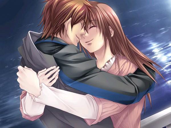 Tags: Anime, Love Drops, Toudou Hijiri, Tanaka Kanata, CG Art