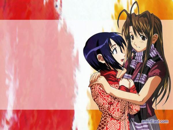 Tags: Anime, Akamatsu Ken, Love Hina, Narusegawa Naru