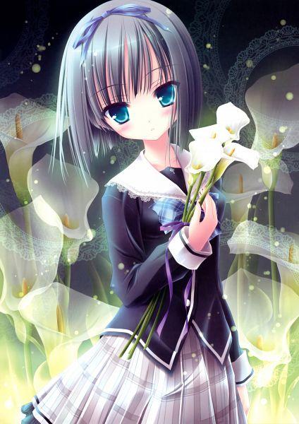 Tags: Anime, Tinkle, Tinkerbell, Love Kano, Mitsuya Chakai, Asagi Saya, Official Art, Mobile Wallpaper, Scan