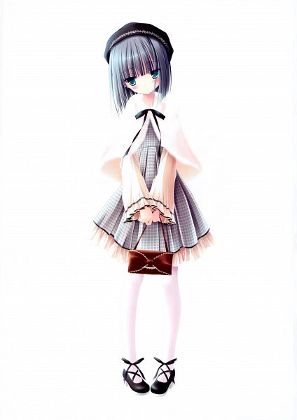 Tags: Anime, Tinkerbell, Love Kano, Mitsuya Chakai, Asagi Saya, Mobile Wallpaper, Official Art, Scan