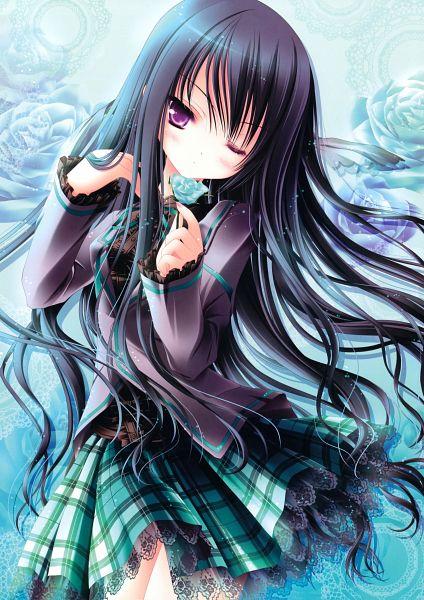 Tags: Anime, Tinkerbell, Love Kano, Ayase Miyuu, Official Art, Scan, Mobile Wallpaper