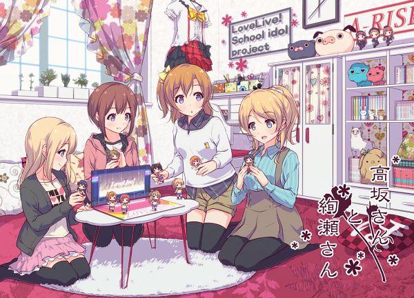 Tags: Anime, Ayasaka, Love Live!, Kousaka Honoka, Kousaka Yukiho, Minami Kotori, Kira Tsubasa, Ayase Eri, Toudou Erina, Nishikino Maki, Hoshizora Rin, Koizumi Hanayo, Yuuki Anju